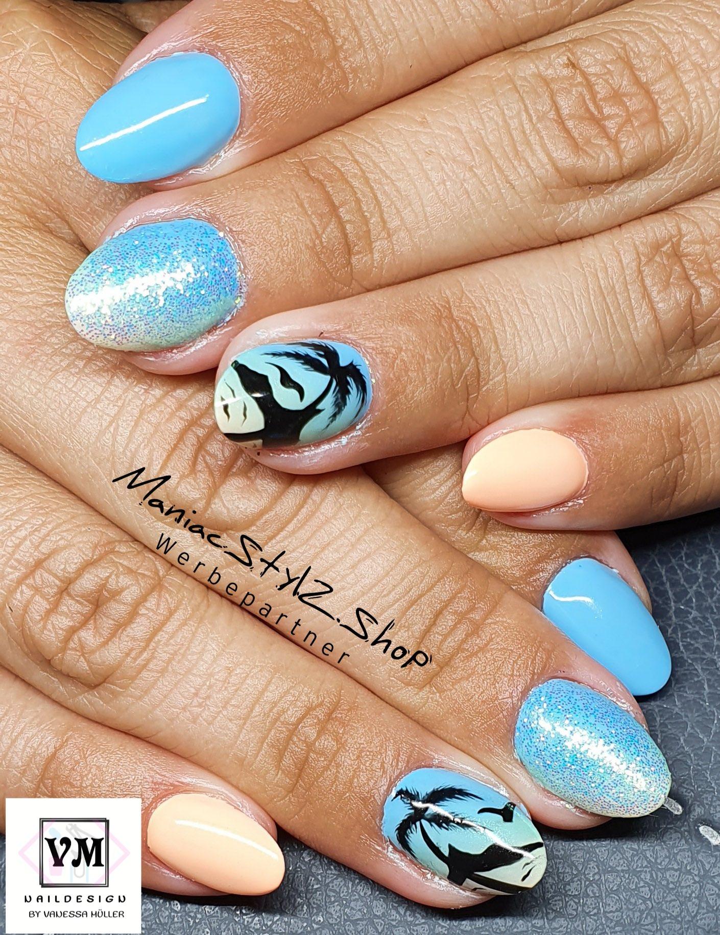 nagel design - maniac stylz 1