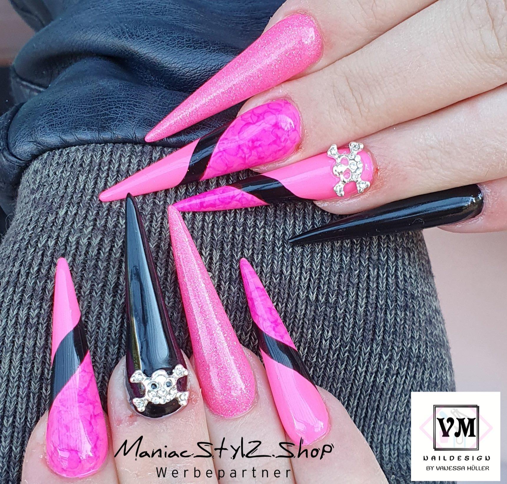 nagel design - maniac stylz 6