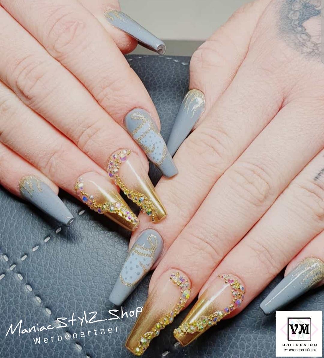 nagel design - maniac stylz 10