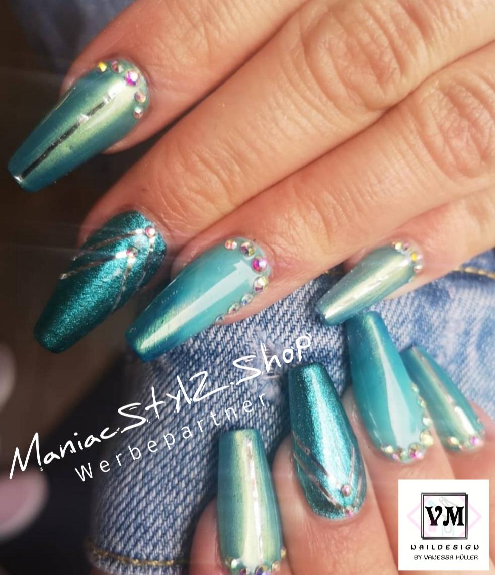nagel design - maniac stylz 11